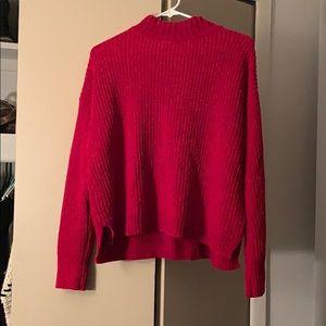 Sweater, turtle neck